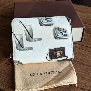 ルイヴィトン(LOUIS VUITTON)の【ヴィトン】コインケース ニコラ・ジェスキエール(コインケース)