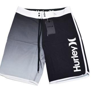 ハーレー(Hurley)のHurley 新品 タグ付き Sサイズ サーフパンツ30インチ黒(水着)