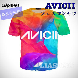 adidas - 【新品】アヴィーチ AVICII フェス Tシャツ サマソニ フジロック