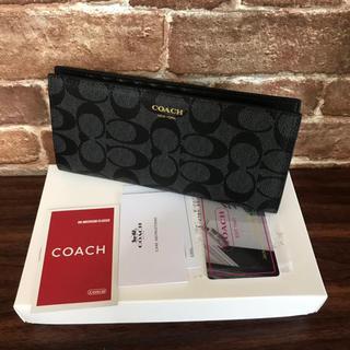 コーチ(COACH)のコーチ 二つ折り財布 COACH(折り財布)