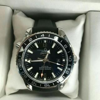 OMEGA - 大人気シーマスターOMEGA メンズ 腕時計 文字盤