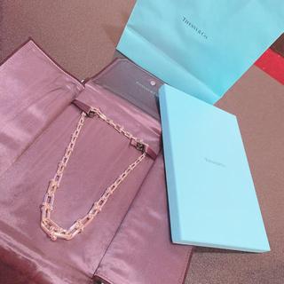 Tiffany & Co. - t様専用 ティファニー ハードウェア グランジュエイテットリンクネックレス