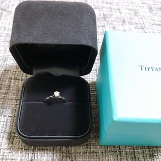 ティファニー(Tiffany & Co.)のティファニー 指輪 刻印なし(リング(指輪))