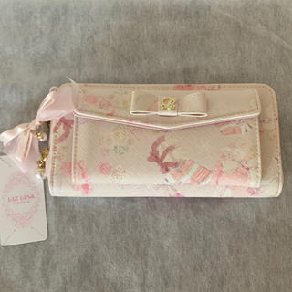 LIZ LISA - リズリサプレゼント柄長財布新品タグ付き