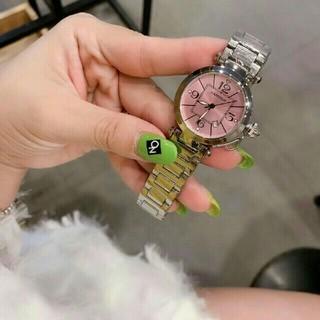 Cartier - カルティエ 腕時計 Cartierミスパシャ 高端大气新品