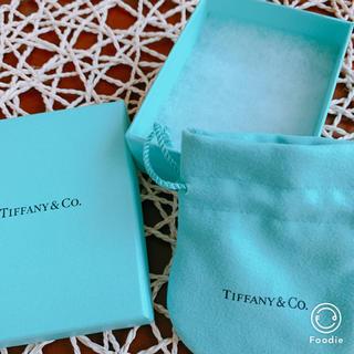 ティファニー(Tiffany & Co.)のティファニー 箱と巾着のみ(その他)