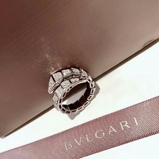 BVLGARI - 美品 Bvlgari  SERPENTI 指輪