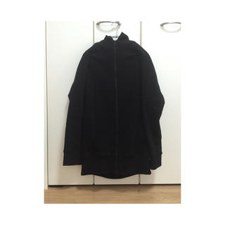 ヨウジヤマモト(Yohji Yamamoto)のヨウジヤマモト メルトンジャージジャケット(ブルゾン)