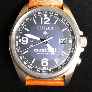 モンベル(mont bell)のCITIZEN×mont-bell プロマスター ソーラー CB0171-11L(腕時計(アナログ))
