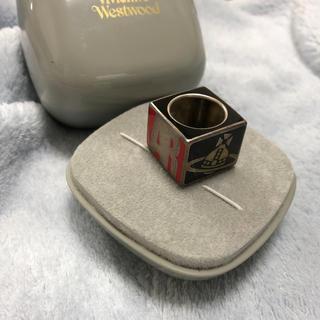 ヴィヴィアンウエストウッド(Vivienne Westwood)のvivienne キューブ リング 指輪 xs(リング(指輪))