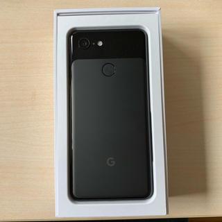 ソフトバンク(Softbank)のGoogle Pixel3 64GB BLACK(スマートフォン本体)