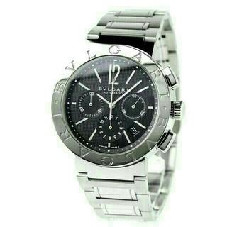 ブルガリ(BVLGARI)のブルガリ 時計 メンズ BVLGARI ブルガリ42mm 腕時計(腕時計(アナログ))