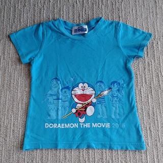 バンダイ(BANDAI)のドラえもん バンダイ Tシャツ 95 水色(Tシャツ/カットソー)