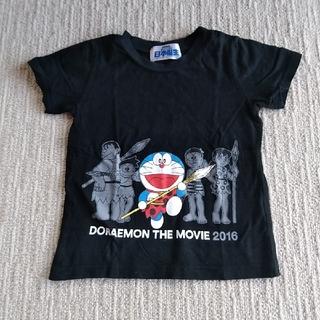 バンダイ(BANDAI)のドラえもん バンダイ Tシャツ 95 黒(Tシャツ/カットソー)