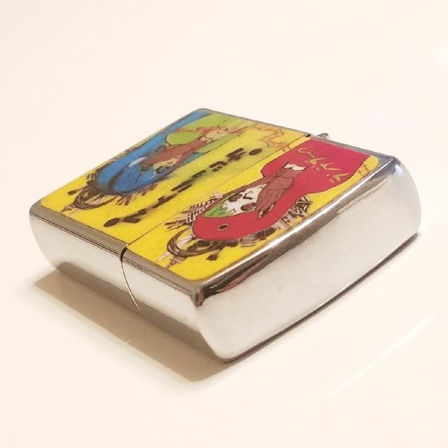 マトリョシカ Zippo 初音ミク・GUMI エンタメ/ホビーのアニメグッズ(その他)の商品写真