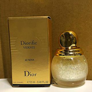 ディオール(Dior)のDior 限定 ネイル トップコート 001 NOVA(ネイルトップコート/ベースコート)
