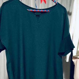 クードシャンス(COUP DE CHANCE)のクードシャンス、美品(カットソー(半袖/袖なし))