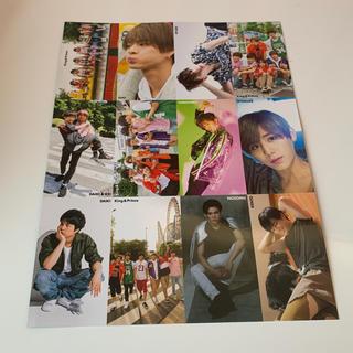 ジャニーズ(Johnny's)のMyojo 厚紙生カード(男性アイドル)