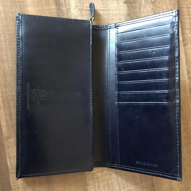 WHITEHOUSE COX(ホワイトハウスコックス)のWhitehouseCox メンズのファッション小物(長財布)の商品写真