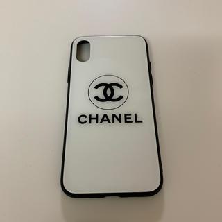 シャネル(CHANEL)のCHANEL スマホケース(iPhoneケース)