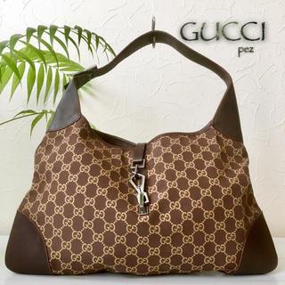 グッチ(Gucci)の正規品 GUCCI グッチ 本革 レザーショルダーバッグ(ショルダーバッグ)