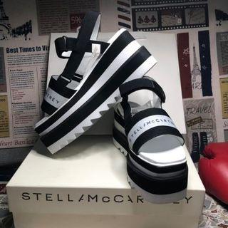 ステラマッカートニー(Stella McCartney)のStella McCartney ステラマッカートニー サンダル 厚底 (サンダル)
