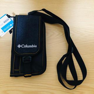 コロンビア(Columbia)のColumbia ナイオベ マルチケース バック スマホケース 財布 パスケース(ボディーバッグ)