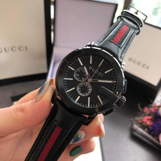 グッチ(Gucci)の値引き中 お買い得 腕時計 作動確認済み グッチ gucci(レザーベルト)