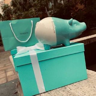 Tiffany & Co. - 限定!!Tiffany&co 可愛いpiggy貯金箱