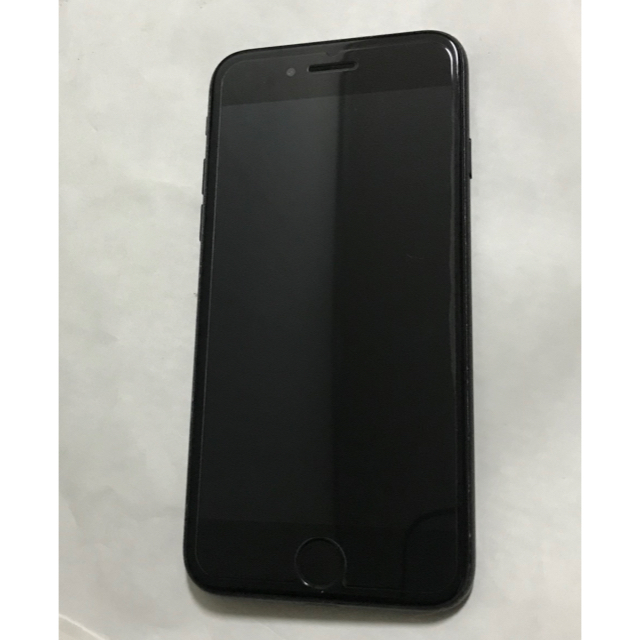 Apple(アップル)のiPhone 7 Jet Black 32 GB  スマホ/家電/カメラのスマートフォン/携帯電話(スマートフォン本体)の商品写真