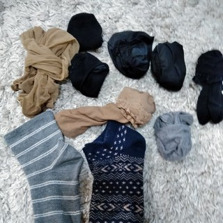 パンスト 靴下10点セット❤(ӦvӦ。)