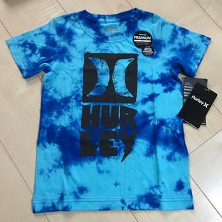 Hurley - 新品  NIKEハーレーコットン半袖Tシャツ  110cm