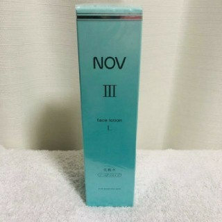 ノブ(NOV)のNOVⅢ ノブⅢ フェイスローションL 化粧水 さっぱりタイプ(化粧水 / ローション)