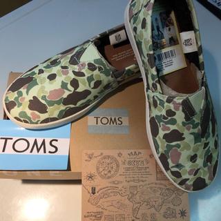 トムズ(TOMS)のTOMS スリッポン 26cm(スリッポン/モカシン)