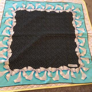 ティファニー(Tiffany & Co.)のティファニースカーフ大判(バンダナ/スカーフ)