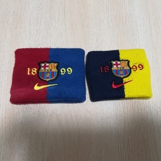 NIKE - 【送料込】NIKE リストバンド FCバルセロナ