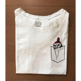 UNIQLO - リトルミー Tシャツ UNIQLO ムーミン