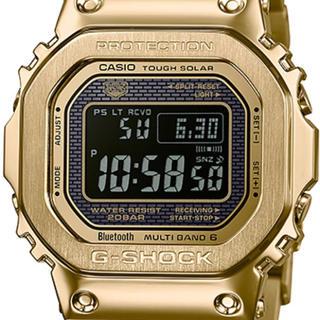 G-SHOCK - ゴールド   カシオGショック  GMW-B5000GD-9JF