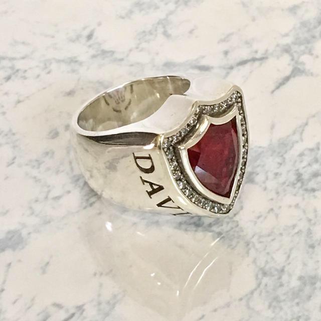 Justin Davis(ジャスティンデイビス)のPRODIGY RING srj313 Justin Davis メンズのアクセサリー(リング(指輪))の商品写真