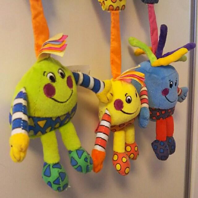 Sassy(サッシー)のSASSY サッシー  人形  キッズ/ベビー/マタニティのおもちゃ(がらがら/ラトル)の商品写真
