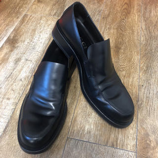 グッチ(Gucci)の定価11万円◇GUCCIグッチ◇レザーローファー革靴◇27cm(ドレス/ビジネス)