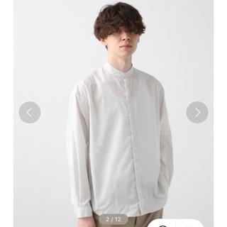 ハレ(HARE)のHARE スタンドカラーシャツ(シャツ)