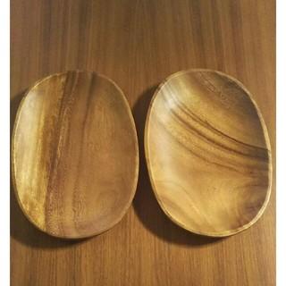木製食器、木製ラウンジトレイ