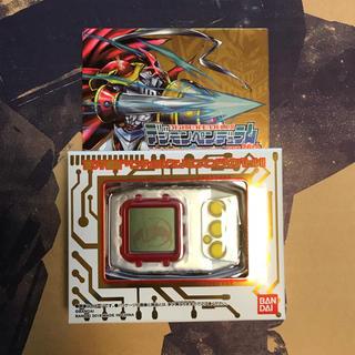バンダイ(BANDAI)のデジモンペンデュラム ver.20th  デュークモンカラー(携帯用ゲーム本体)