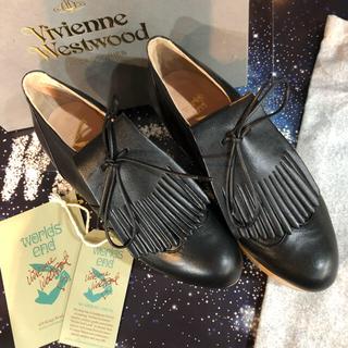 ヴィヴィアンウエストウッド(Vivienne Westwood)の新品 Vivienne Westwood ロッキンホース ゴルフ(ローファー/革靴)