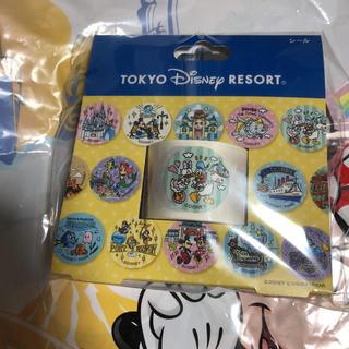 Disney - ファンマップ   ロールシール  ディズニー