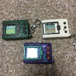 バンダイ(BANDAI)のデジモン 3個セット(携帯用ゲーム本体)