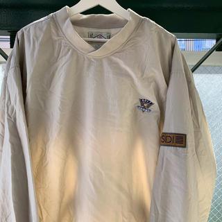 90s SDI ナイロンプルオーバーシャツ アメリカ製 used vintage
