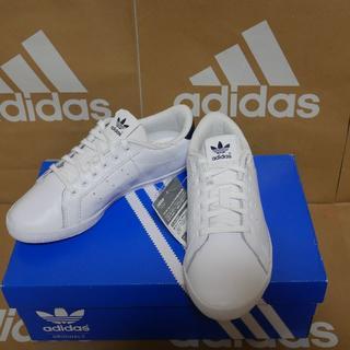 adidas - スタンスミス アディダスオリジナルス 23 ホワイト 新品未使用 ネイビー