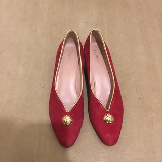 ハルタ(HARUTA)の革靴(ハイヒール/パンプス)